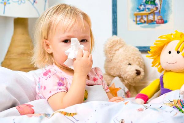 как лечить белые сопли у ребенка 2 лет