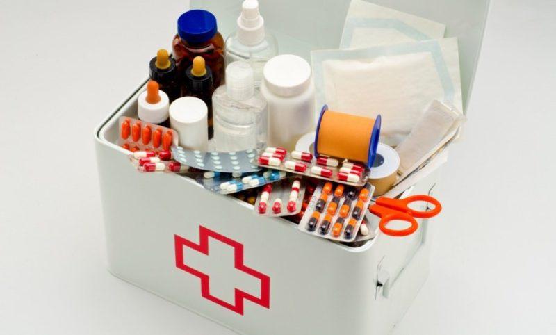 список лекарств для поездки на море